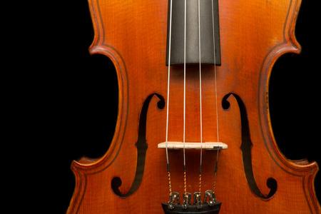 violins: vintage violin crop closeup