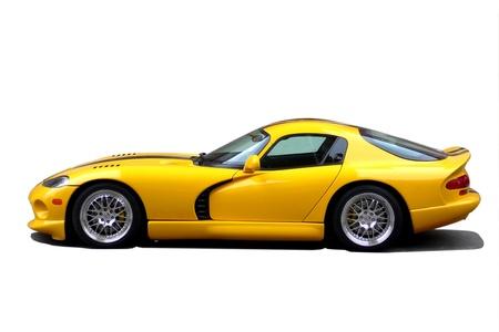 sport car Archivio Fotografico