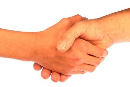 grip: Handshake