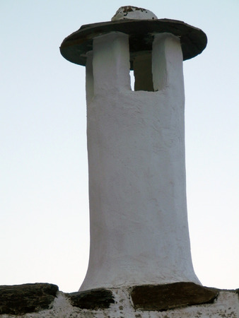 alpujarra: Alpujarra Chimney, Andalucia