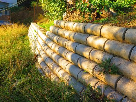 Modern Decorative Blocks For Garden Wall Gift - Wall Art Collections ...