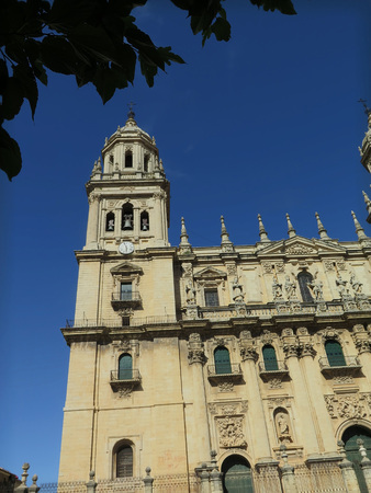 Cathedral of Jaen, Sagrario District, City of Jaen, Province of Jaen, Andalusia, Spain