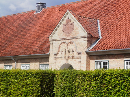 Augustenborg Palace, Als Island, Southern Denmark, Europe
