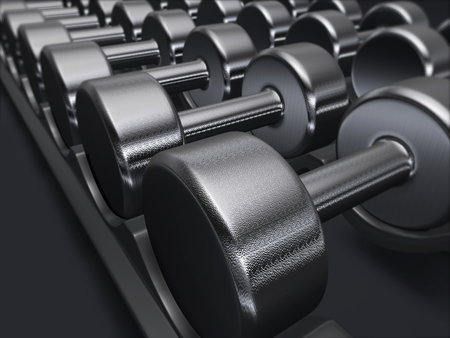 free weights: Free weights, dumbbells, gym, body building