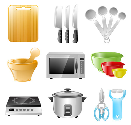 commercial kitchen: Kitchen Utensils, Cooking, Restaurant