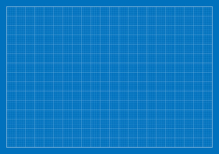 Blank Blueprint, Grid, Architecture