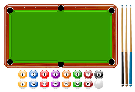 competitive sport: Billiards, Pool Balls, Pool Game Set