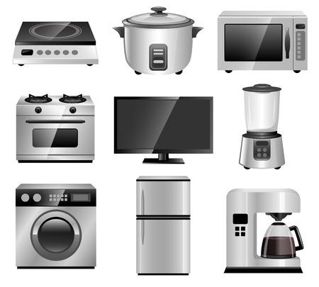 家庭電化製品、家庭用機器