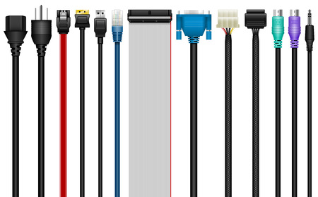 rj45: Computer Cables, Connectors, Technology