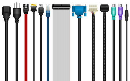 cables: Computer Cables, Connectors, Technology