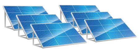 Solar Power Energy, Solar Panels, Renewable Energy