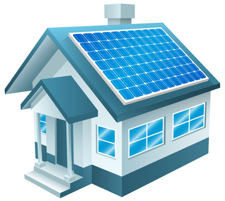 energ�as renovables: Solar Powered Home, Solar Panels, Renewable Energy