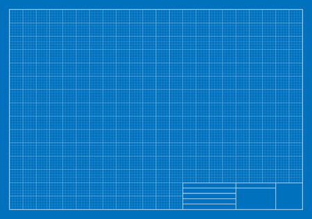 Redacción Blueprint, Cuadrícula, Arquitectura