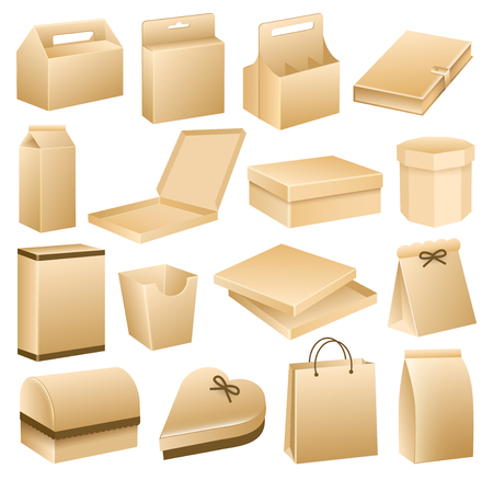 box template: Packaging Boxes, Product Containers, Business