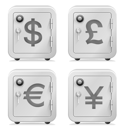 security symbol: Safe, Currency Symbol, Security, Vault, Money, Banking
