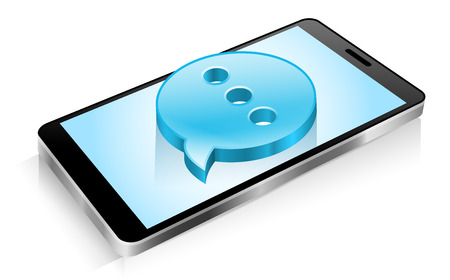 Smartphone, Mobile Phone, Text Message, Social Media, SMS