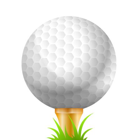 Golf Ball, Sport, Golfing