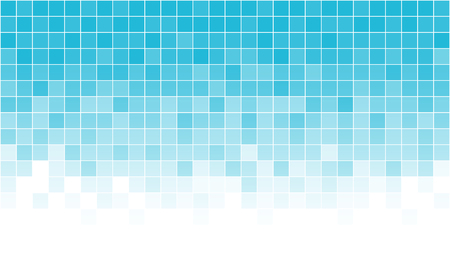 Abstract Background, Pixels Background, Mosaic Illustration