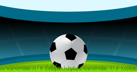 Soccer, Football, Soccer Ball, Sport, Stadium