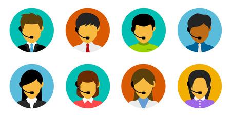 Customer Service, Tech Support, Business, Marketing