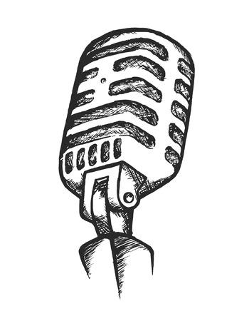 Microphone, Music, Radio, Broadcast