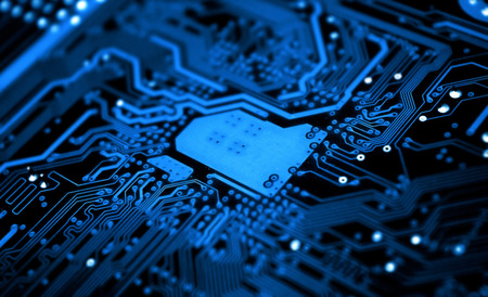 Circuit Board, Motherboard, Computers, Technology