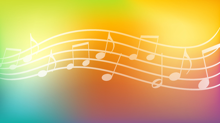 Music Background, Wallpaper, Abstract, Backgrounds