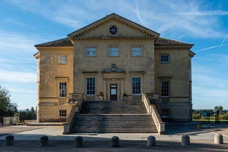 Danson House, Danson Park, Bexleyheath, London / England - 15th September 2019 : Local Tea House and Wedding Venue