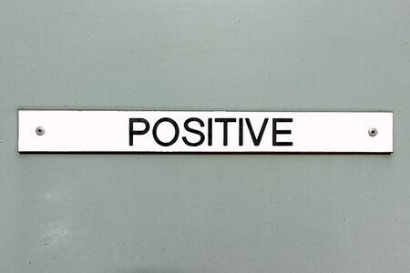 Positive Sign