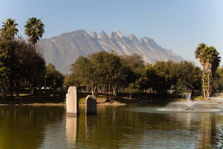 Park in Monterrey