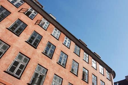 copenhagen: Copenhagen house facade details