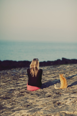 sat: Me & My Cat