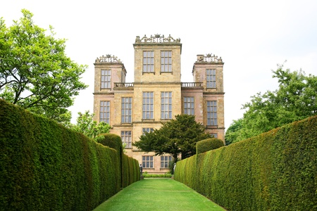 elizabethan: Hardwick Hall