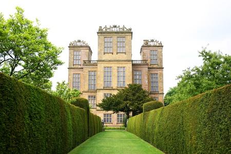 derbyshire: Hardwick Hall