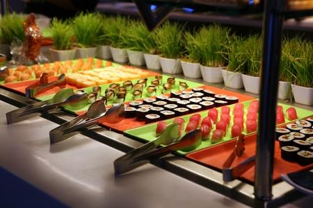 Japanese Sushi 스톡 콘텐츠