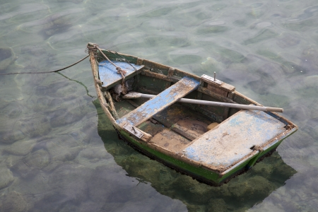 rowboat: Old Rowing Boat