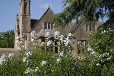 Hidcote Manor 스톡 콘텐츠