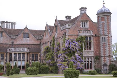 manor house: Charlecote House