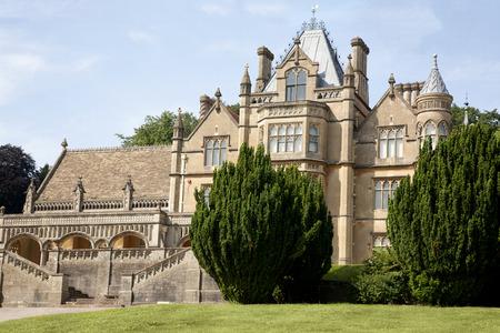 old english: Victorian Mansion