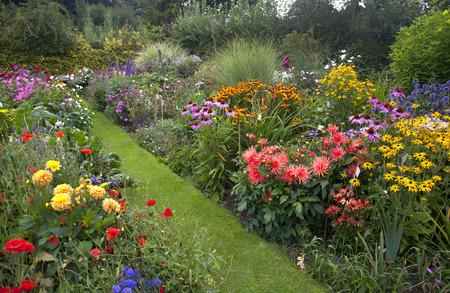jardines flores: Cottage Garden