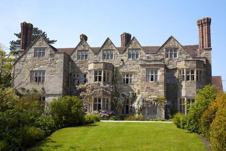 Benthall House, Shropshire 스톡 콘텐츠