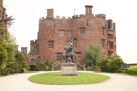 gass: Powis Castle Editorial