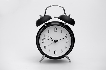 Alarm Clock Isolated 스톡 콘텐츠