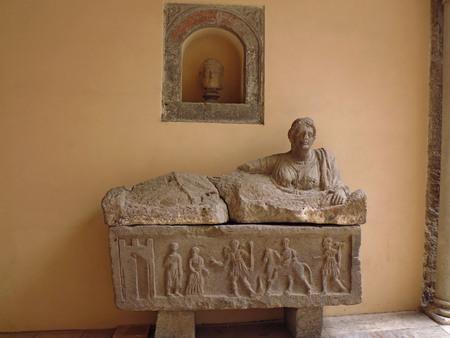 Roman Stone Artefacts