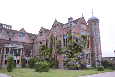 Victorian Manor House located in Warwickshire, England