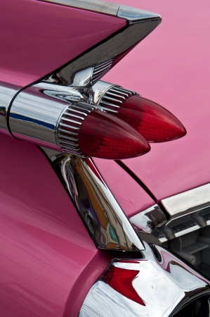 Caddy Taillight Editorial