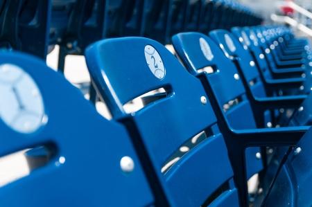 ballpark: Asientos en un estadio o estadio