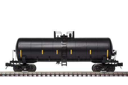 Railroad Tank Car
