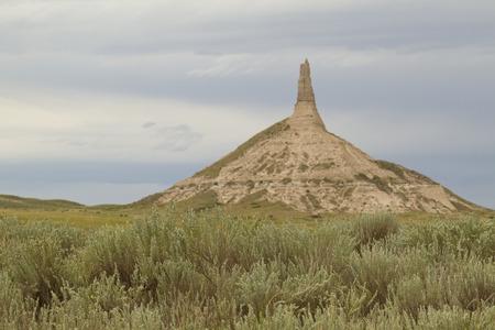 煙突の石形成