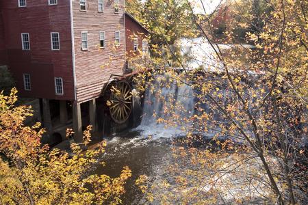 grist: Grist Mill & Dam